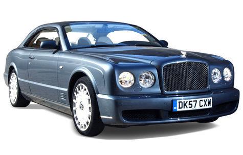 Bentley Brooklands (2008-2010)