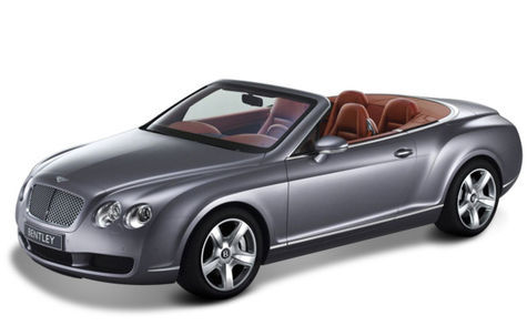 Bentley Continental GTC (2006)