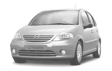 Citroen C3 (2006-2009)