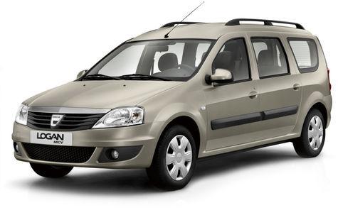 Dacia Logan MCV (2008-2013)