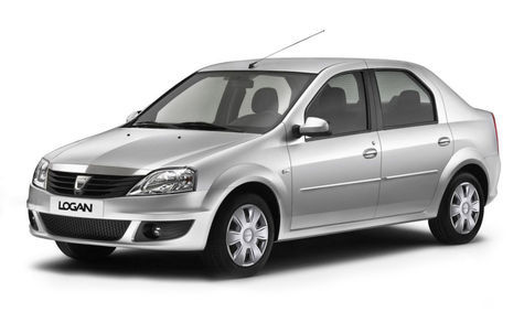 Dacia Logan (2008-2012)