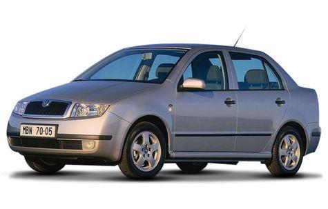 Skoda Fabia Sedan (1999-2007)