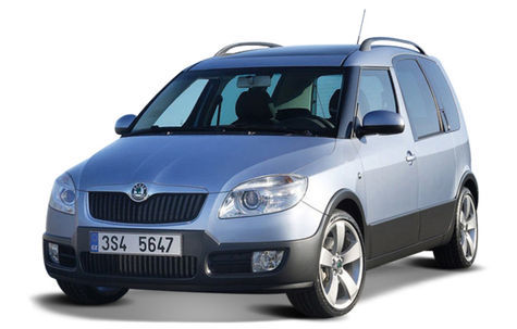 Skoda Roomster Scout (2006-2010)