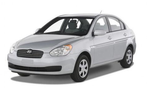 Hyundai Accent (2005-2011)