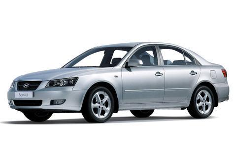 Hyundai Sonata (2004-2010)