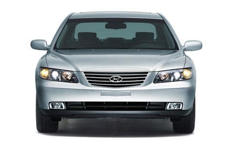 Hyundai Grandeur (2006-2011)