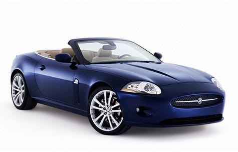 Jaguar XK Convertible (2008-2012)