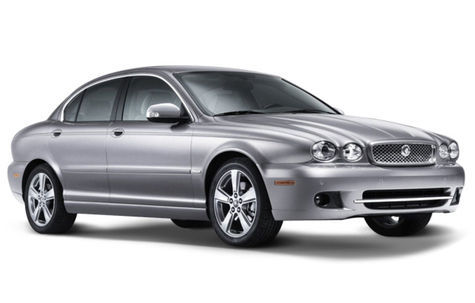 Jaguar X-Type (2002-2008)