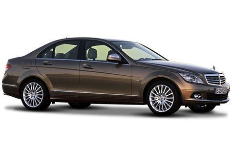 Mercedes-Benz Clasa C (2008-2010)