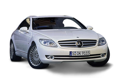 Mercedes-Benz CL (2007-2010)