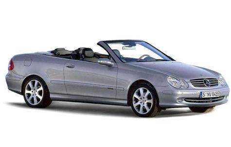 Mercedes-Benz CLK Cabrio (2004-2009)