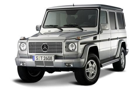 Mercedes-Benz Clasa G (2008-2012)