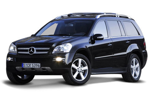 Mercedes-Benz GL (2006-2009)