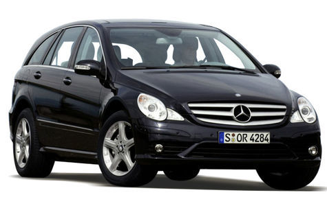 Mercedes-Benz Clasa R (2006-2010)