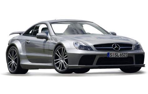 Mercedes-Benz SL (2008-2012)
