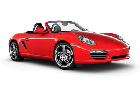 Porsche Boxster (2006)