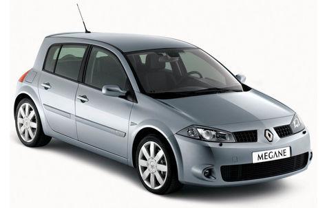 Renault Megane 5 usi (2004)