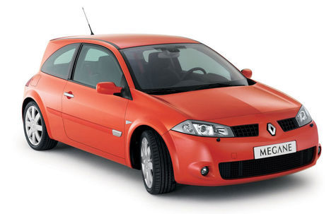 Renault Megane 3 usi (2004)