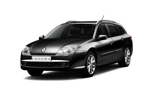 Renault Laguna Estate (2007)