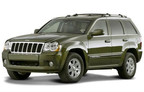 Jeep Grand Cherokee (2007-2011)