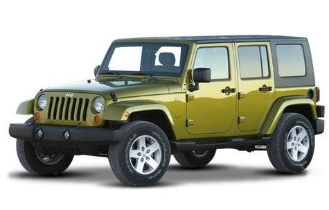 Jeep Wrangler Unlimited (2011-prezent)