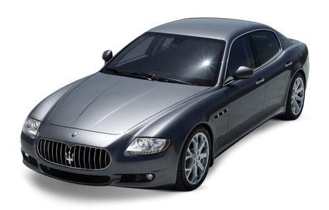 Maserati Quattroporte (2009-2013)