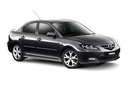Mazda 3 sedan (2005)