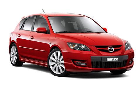 Mazda 3 Sport 5 usi (2005)