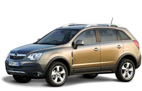 Opel Antara (2006-2011)