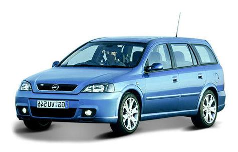 Opel Astra Classic ll Caravan