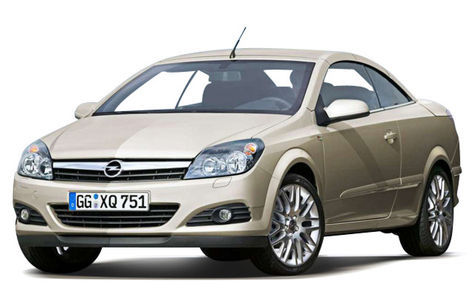 Opel Astra Twintop (2006-2010)