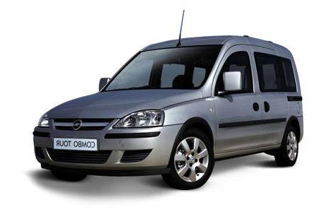Opel Combo Tour (2006-2012)