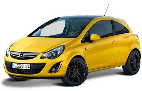 Opel Corsa 3 usi (2010-2014)