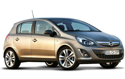 Opel Corsa (2010-2014)