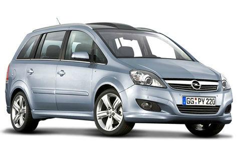 Opel Zafira (2011-2014)