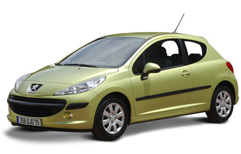 Peugeot 207 3 usi (2006)