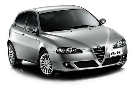 Alfa Romeo 147 (2004-2010)