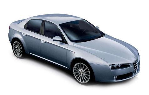 Alfa Romeo 159 (2005-2009)