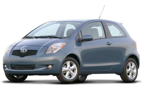 Toyota Yaris 3 Usi (2005)
