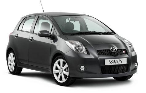 Toyota Yaris TS (2007)