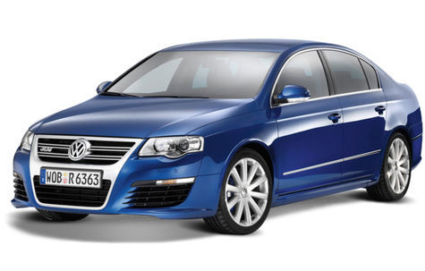 Volkswagen Passat R36 (2005-2010)