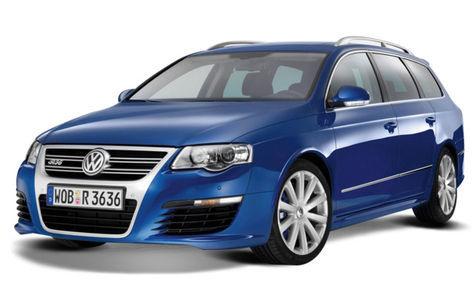 Volkswagen Passat Variant R36 (2005-2010)