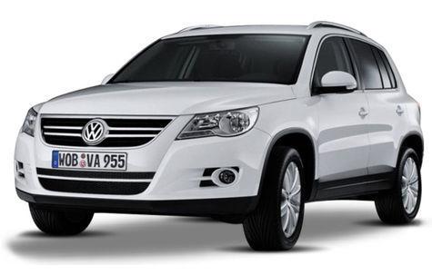 Volkswagen Tiguan (2008-2011)