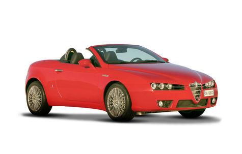 Alfa Romeo Spider (2006-2011)