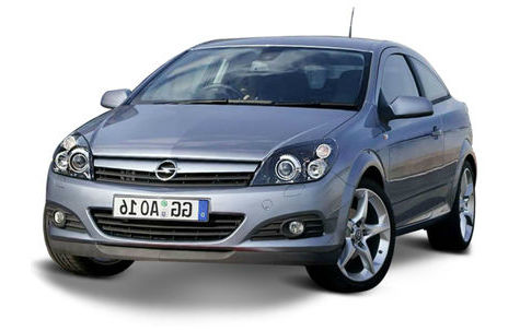 Opel Astra GTC (2007-2010)