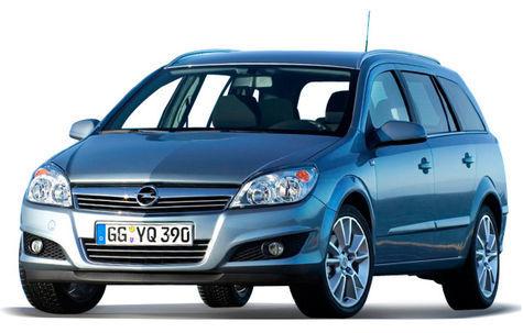 Opel Astra Caravan (2007-2010)