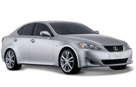 Lexus IS (2008)