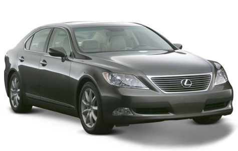 Lexus LS (2008)