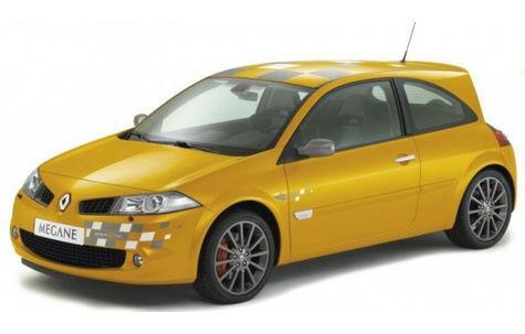 Renault Megane 3 usi F1 Team (2004)