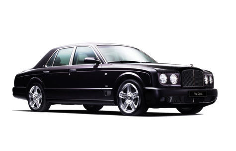 Bentley Arnage (2008-2009)